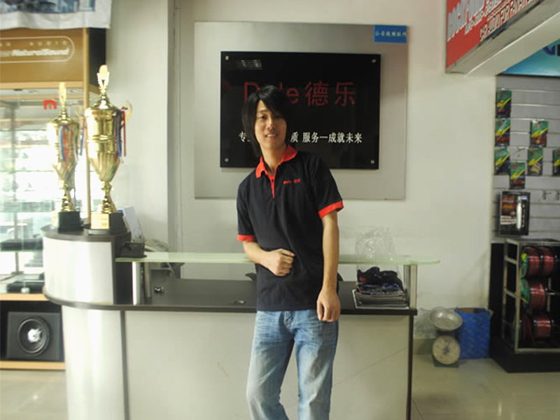 尹  飞--德乐技术总监