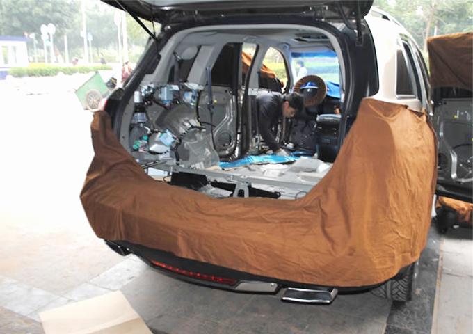 德乐-车辆施工保护标准