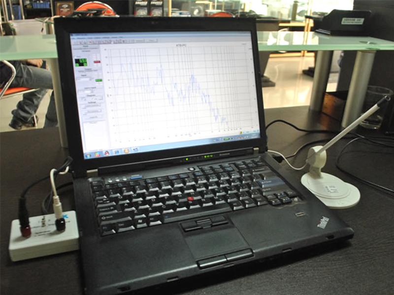 德国---ABT PC测试系统