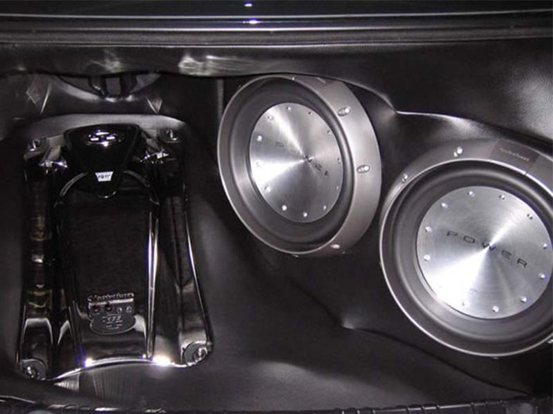 汽车音响噪音查检方法