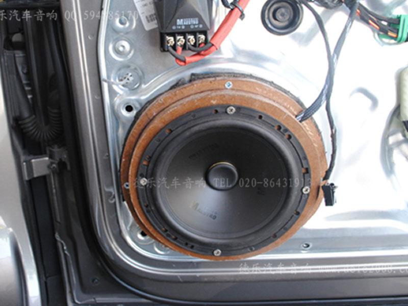途观音响无损改装 简单升级无损改装