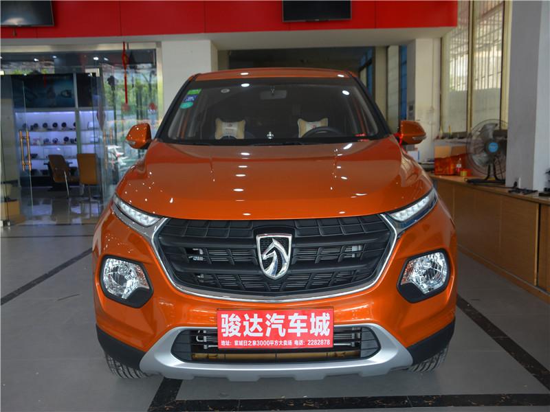 宝骏510改装摩雷玛仕舞喇叭-广州德乐