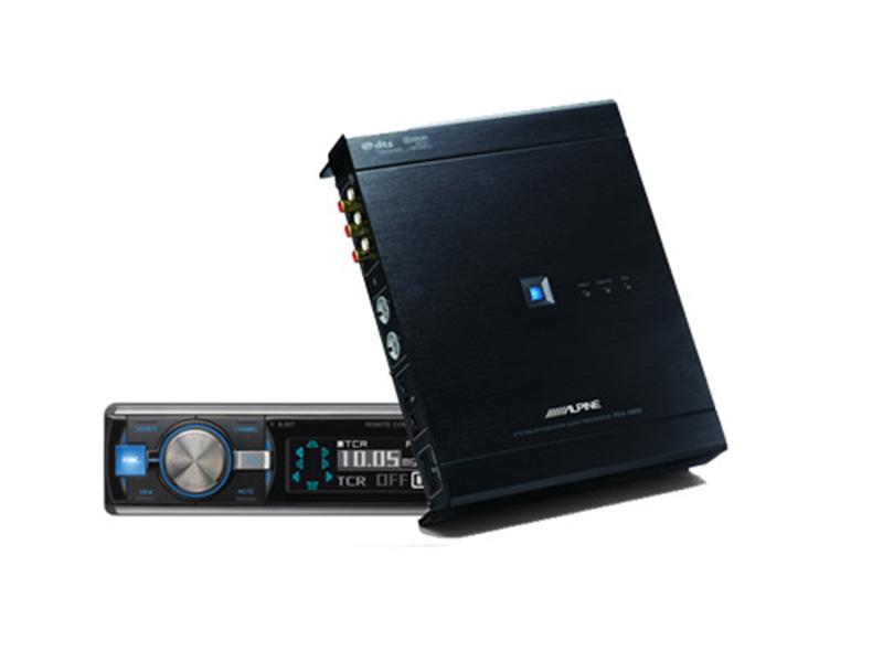 阿尔派 H800  C800音频DSP处