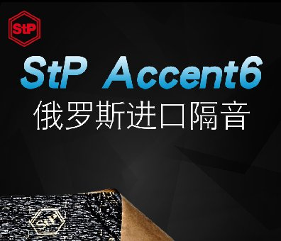 俄罗斯StP Accent6/10汽车隔