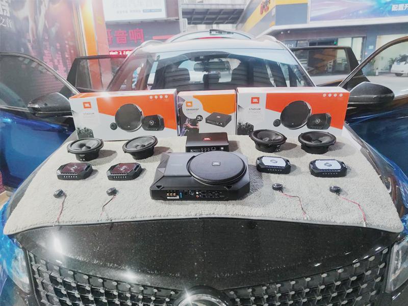 福特锐界升级JBL音响,重新定义你对音质的认识